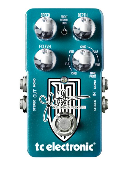 Pedal Guitarra The Dreamscape - TC Electronic