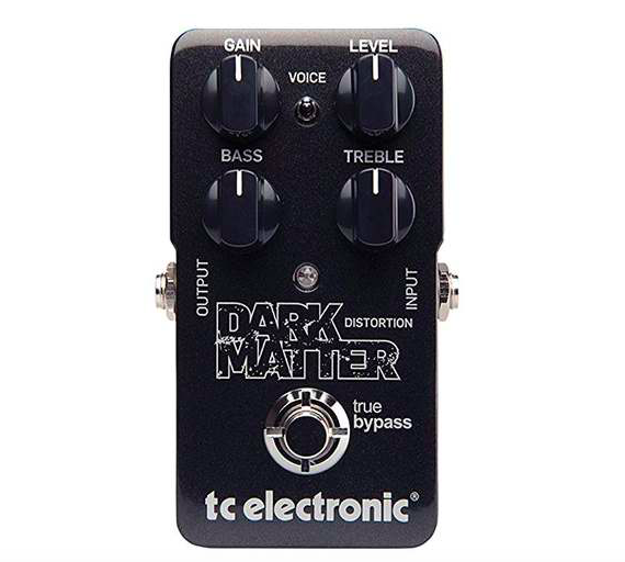 Pedal Guitarra Dark Matter - TC Electronic