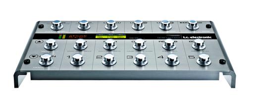 Processador Efeitos Guitarra G-SYSTEM - TC Electronic