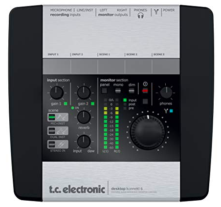 Desktop Konnekt 6 - TC Electronic