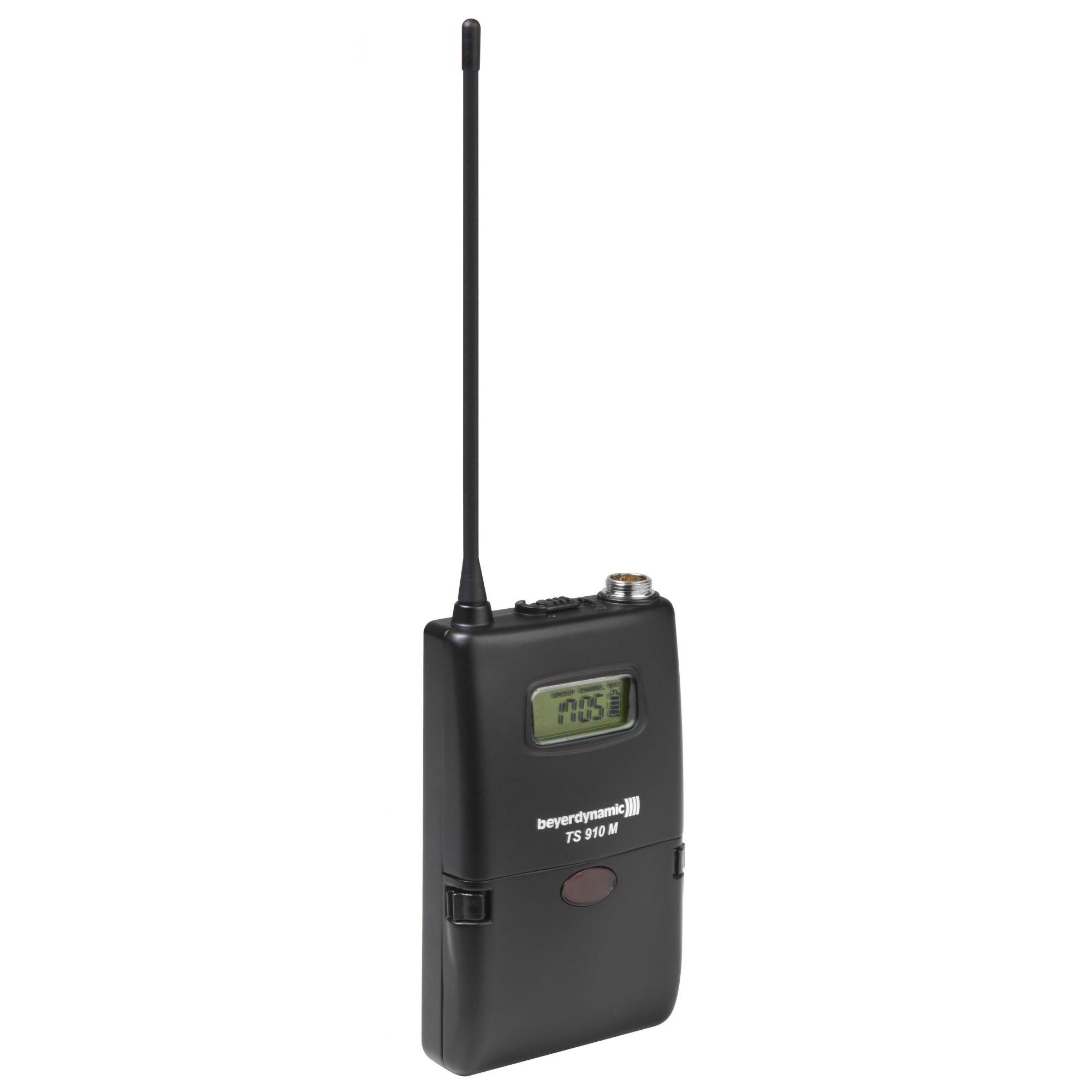 Transmissor TS 910 M (502-538 MHz) - BeyerDynamic