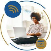 Codificação, manutenção e documentação de aplicativos computacionais para internet
