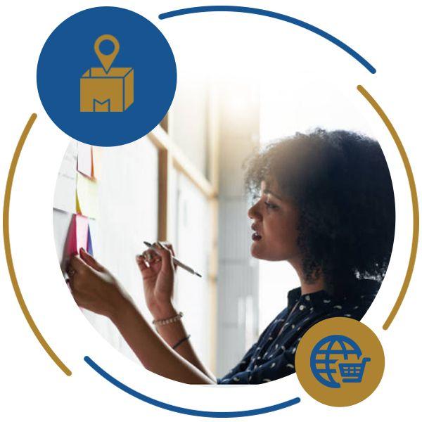A gestão da distribuição de equipamentos, materiais, produtos e serviços  - REDE FECOMÉRCIO DE EDUCAÇÃO
