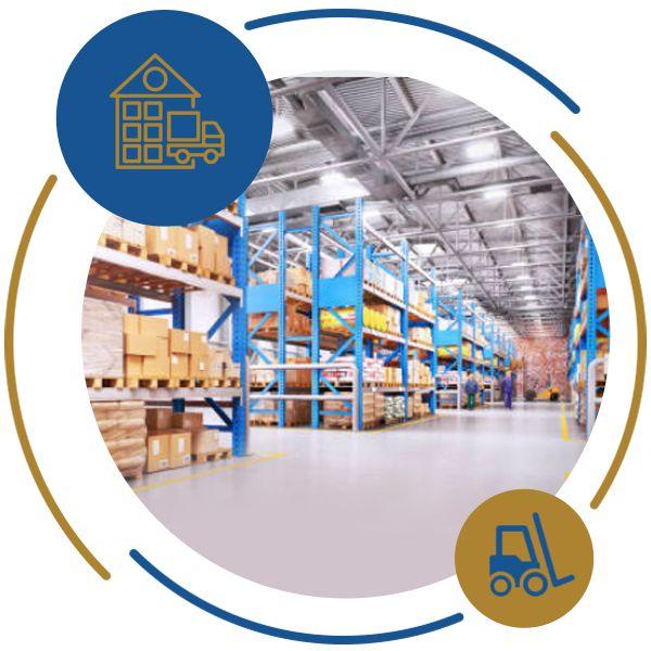 A gestão de armazenagem com foco nos processos logísticos   - REDE FECOMÉRCIO DE EDUCAÇÃO