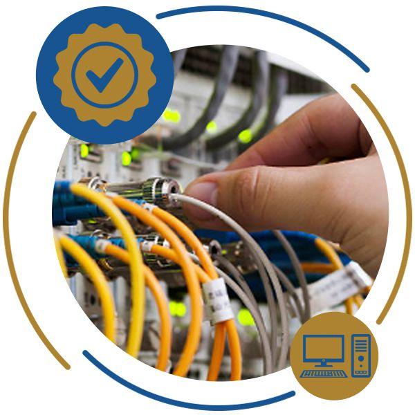 Assistente de Manutenção de Redes de Computadores  - REDE FECOMÉRCIO DE EDUCAÇÃO