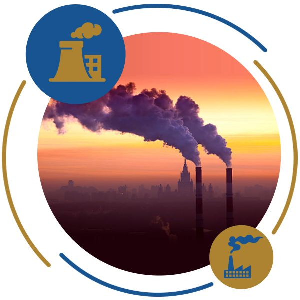 Emissões atmosféricas: Fundamentos e efeitos  - REDE FECOMÉRCIO DE EDUCAÇÃO