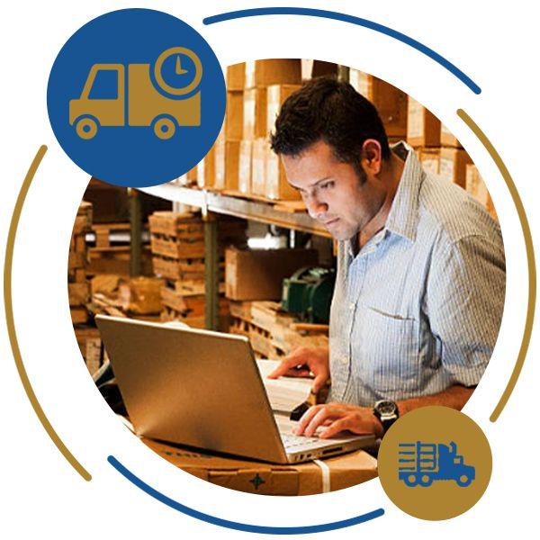 Operações logísticas nas organizações    - REDE FECOMÉRCIO DE EDUCAÇÃO