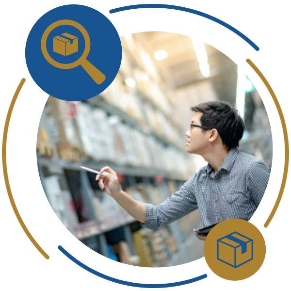 Operações logísticas: procedimentos de conferência de equipamentos, materiais e produtos  - REDE FECOMÉRCIO DE EDUCAÇÃO