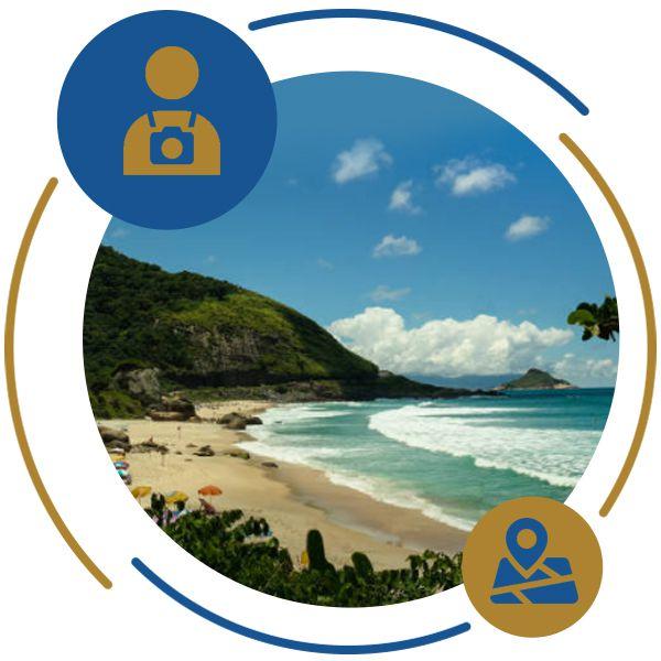 Organização de itinerários turísticos  - REDE FECOMÉRCIO DE EDUCAÇÃO