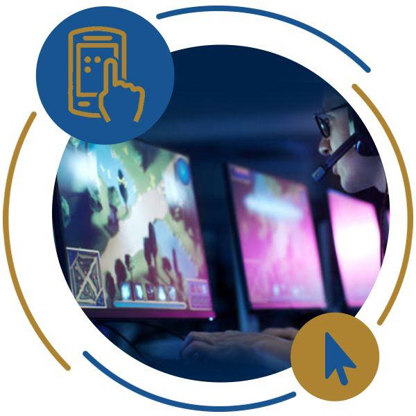 Planejamento de jogos digitais para multiplataformas   - REDE FECOMÉRCIO DE EDUCAÇÃO