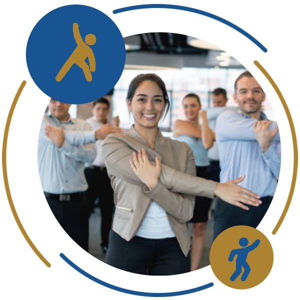 Programas e ações para qualidade de vida, saúde e segurança no trabalho  - REDE FECOMÉRCIO DE EDUCAÇÃO