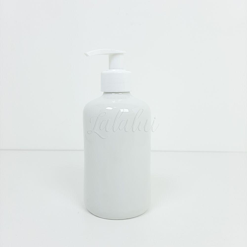 Dispenser para Álcool Gel | Porcelana Branca (LA0303)