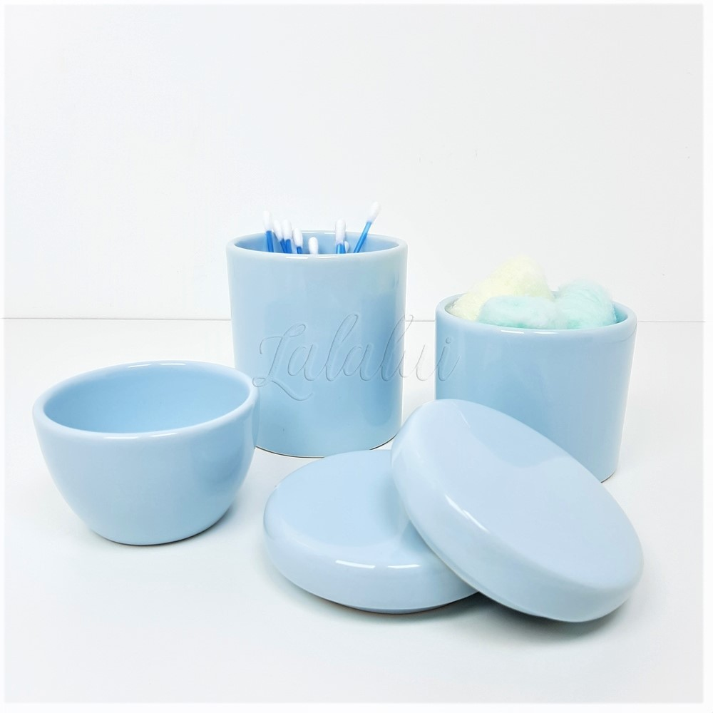 Kit de Potes | Azul Candy (LA2271)