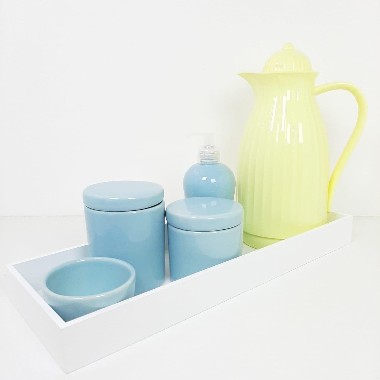 Kit Higiene   Azul Candy (LA2267)