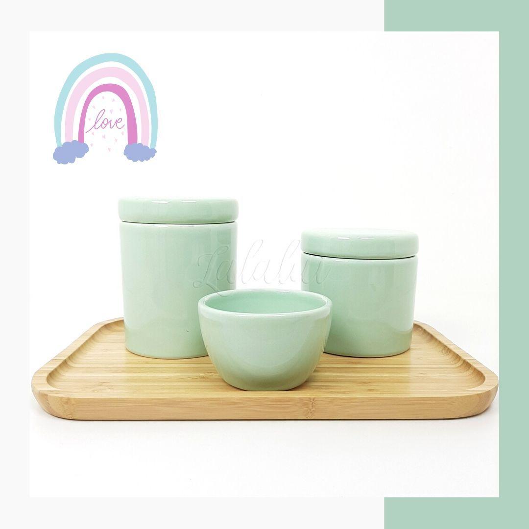 Kit Higiene | Verde Menta (LA2253)