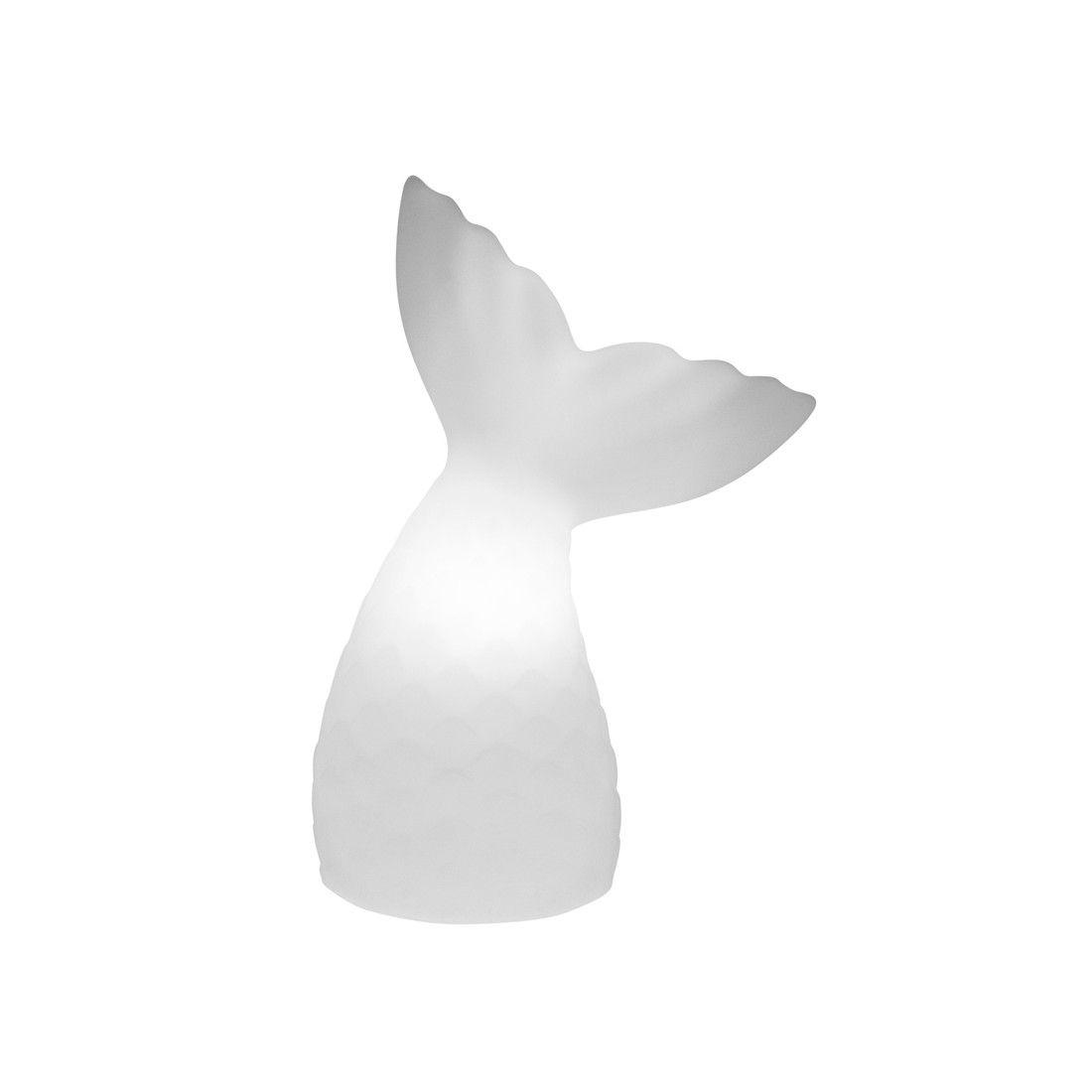 Luminária | Cauda de Sereia com fio - cor Natural (LA2101)