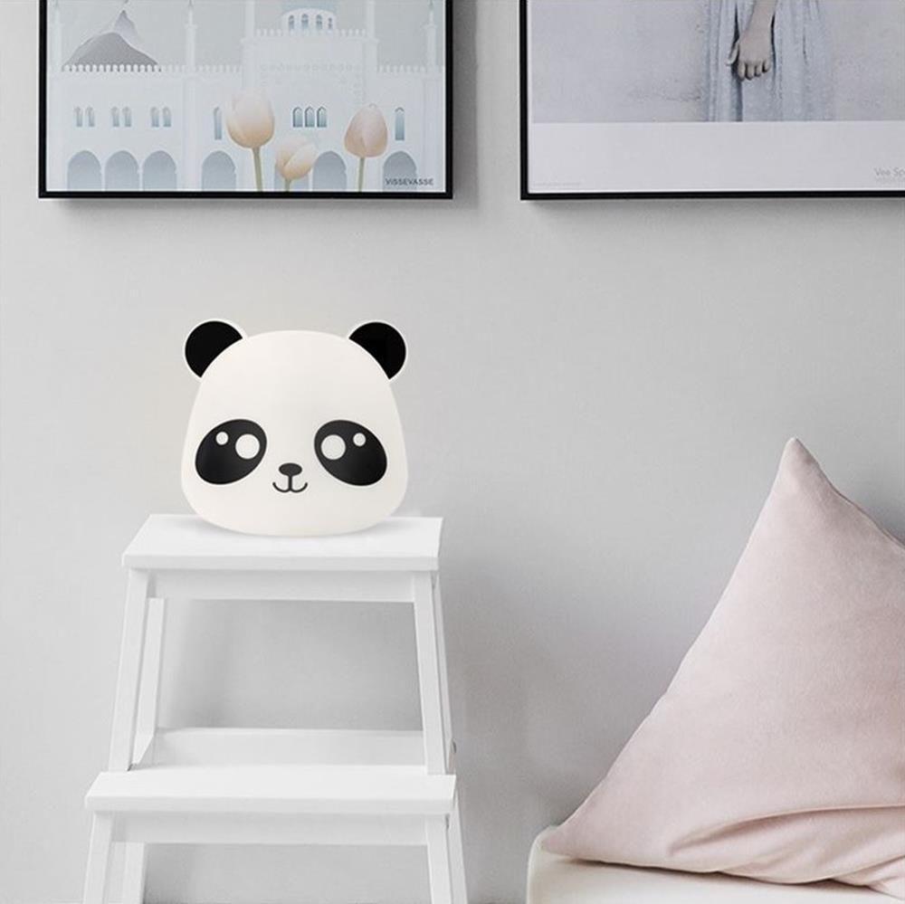 Luminária   Panda Menino com fio (LA2097)