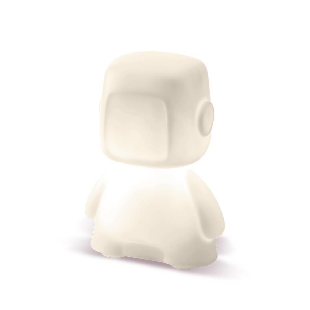 Luminária | Robô com fio - cor Natural (LA2099)