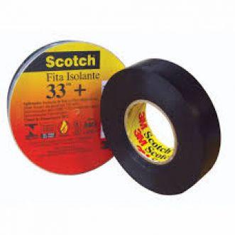 FITA ISOLANTE 33+ SCOTCH - 3M