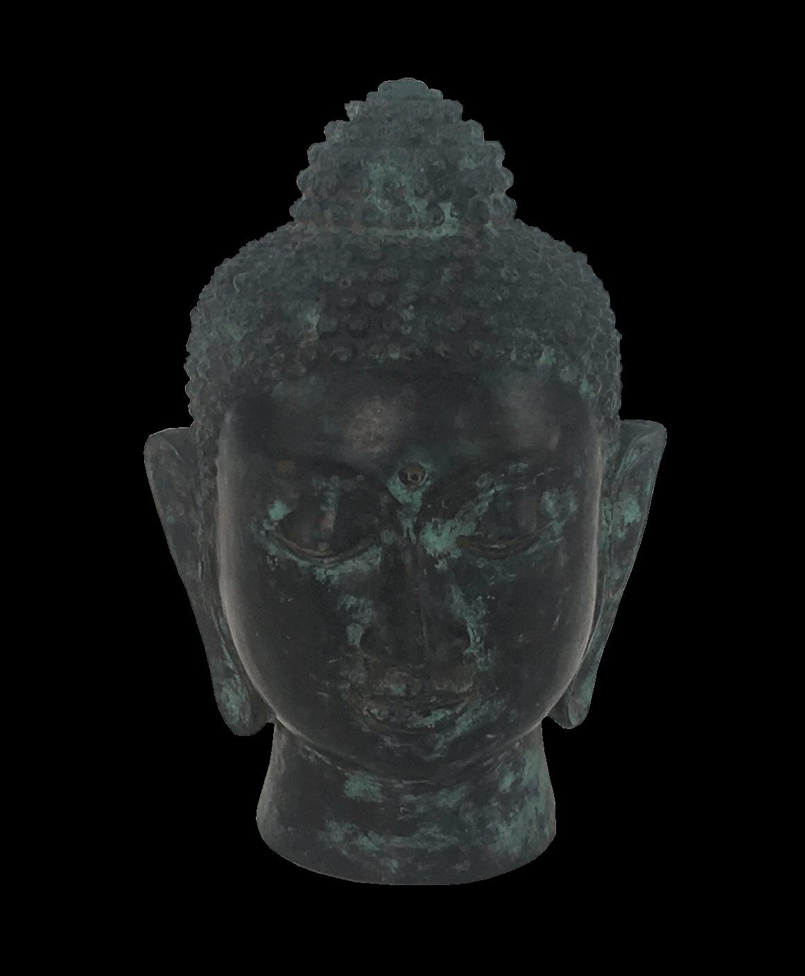 Escultura Em Bronze Deusa Tailandesa