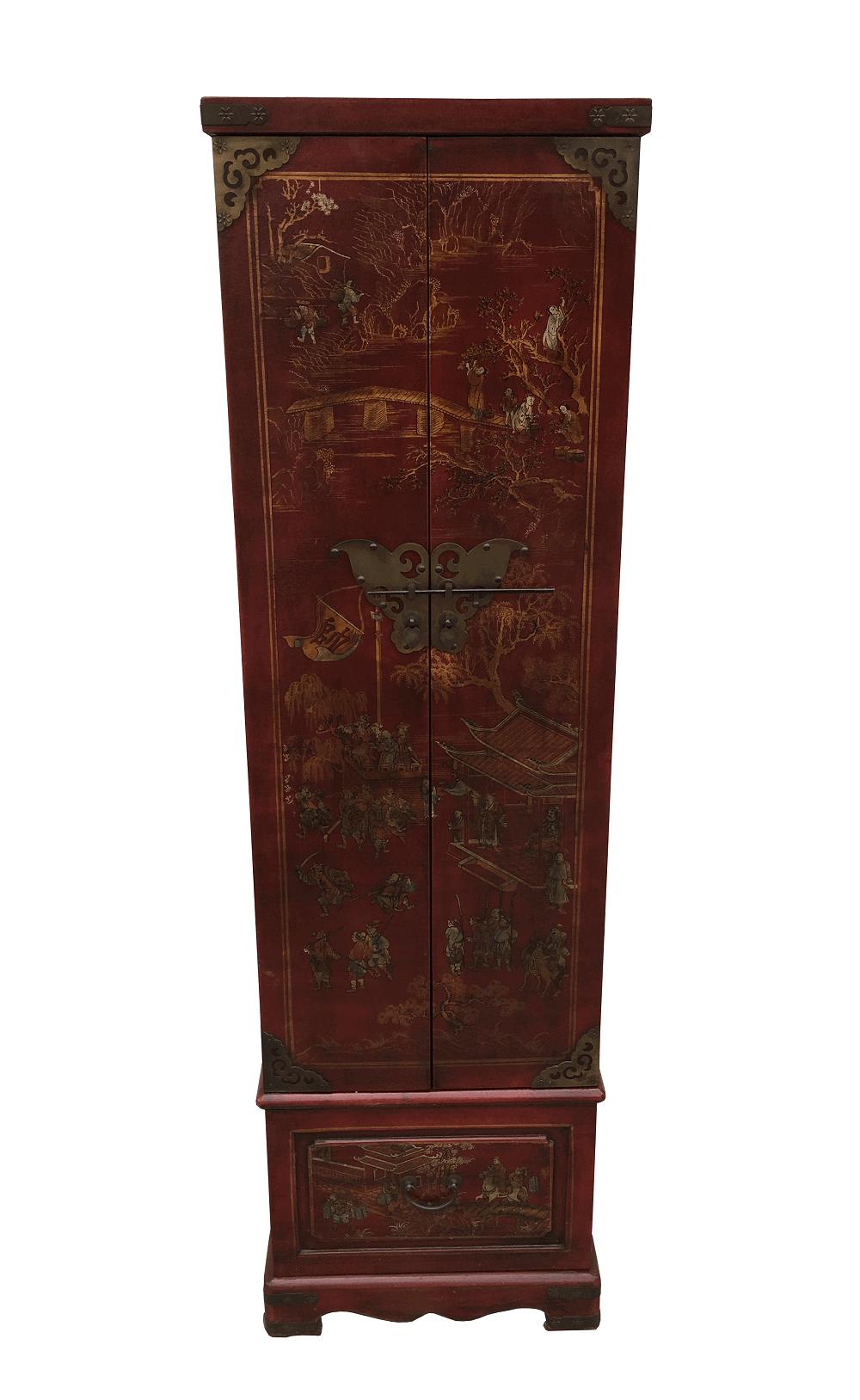 Espetacular Comoda Gaveteiro Chines Porta Joia Antiga