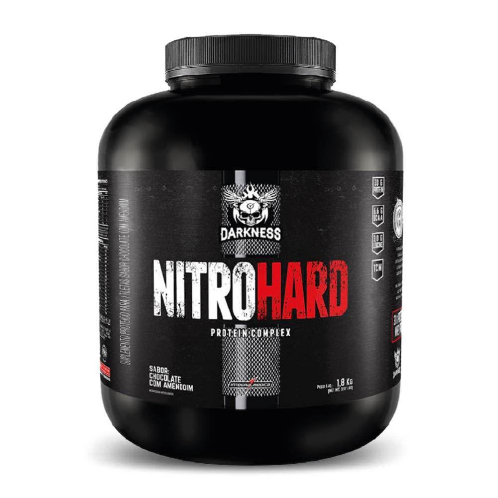 8ba03227d Nitro Hard 1.8KG Integral Medica