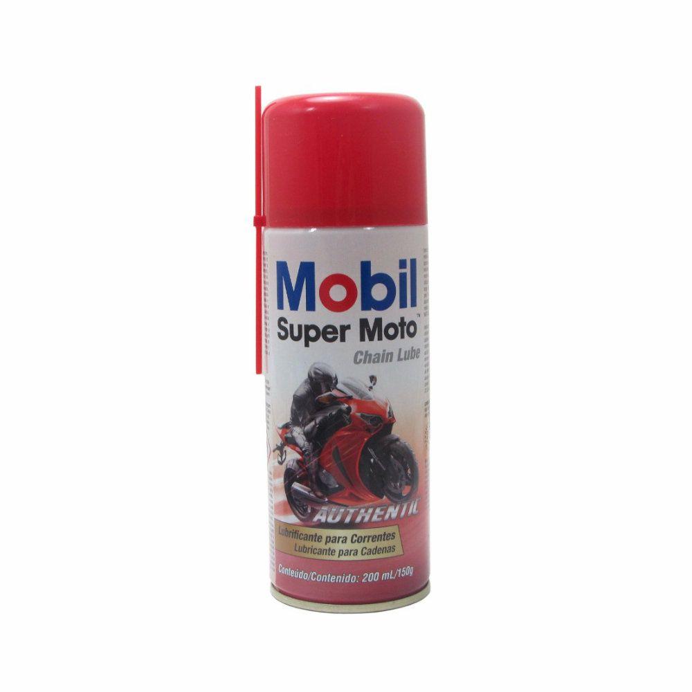 MOBIL SUPER MOTO CHAINLUBE