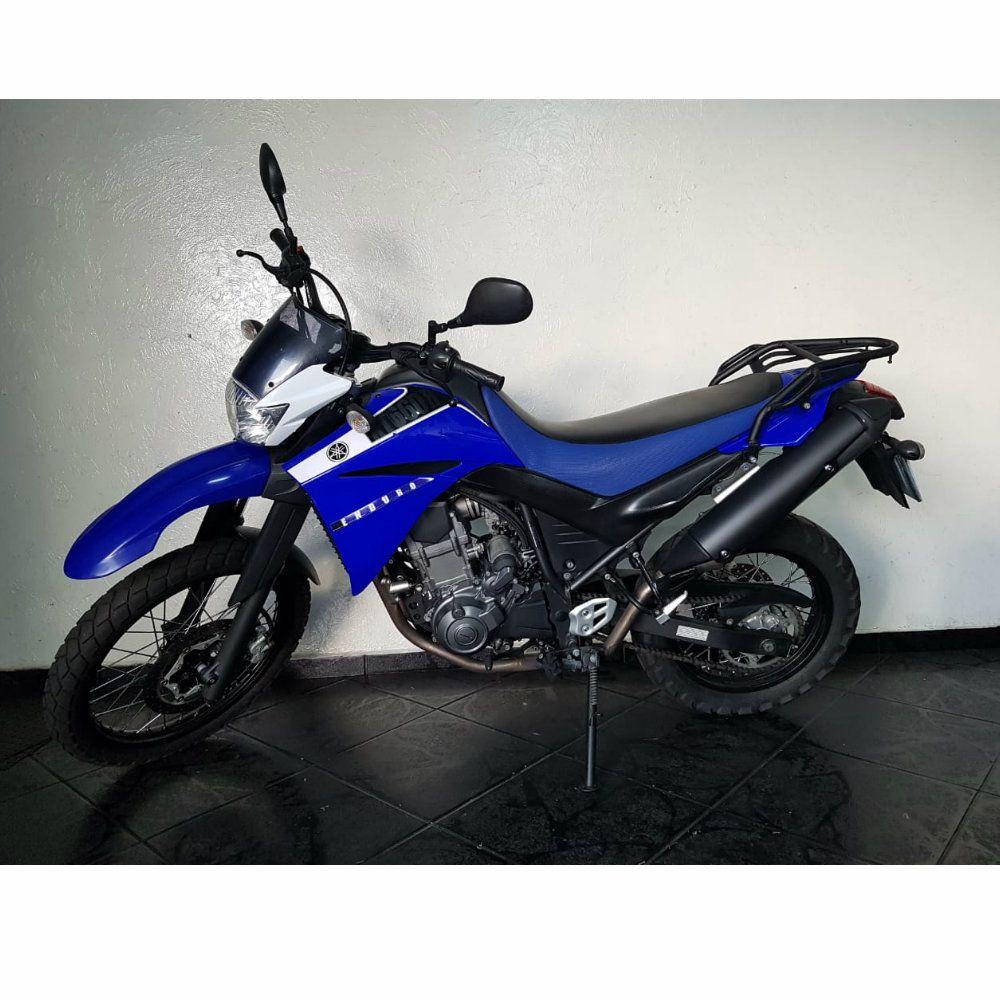 XT 660 AZUL 2014