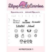 COMBO - Carimbos Professores