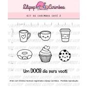 Kit de Carimbos - Café 2