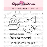 Kit de Carimbos - Encomenda Especial