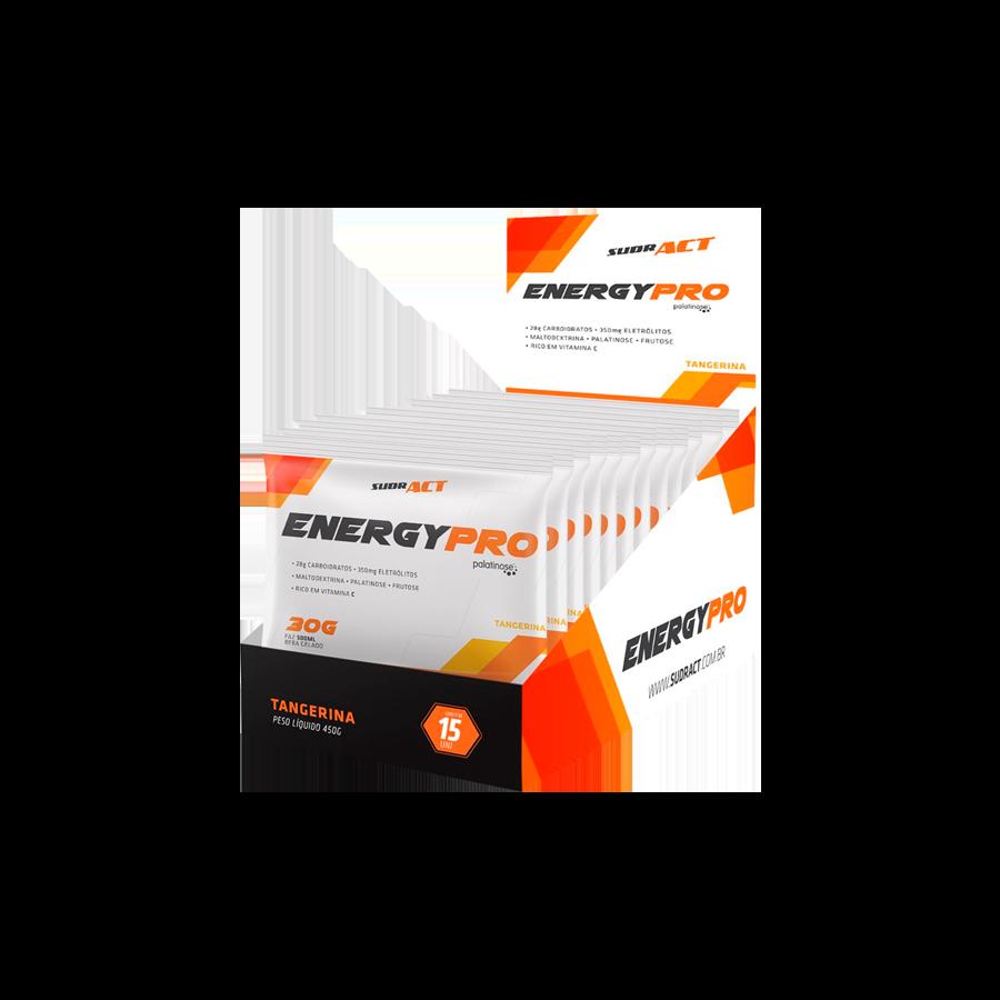 Energy Pro 30g - Caixa com 15 unidades
