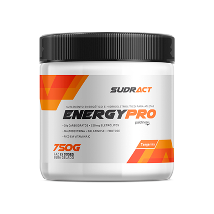 Energy Pro Pote 750g - 25 doses