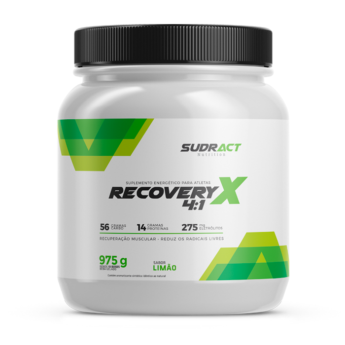Recovery X 4:1Sudract 975g