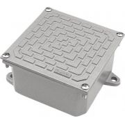 Caixa de Passagem 20x20 Aluminio 56123/003 Tramontina