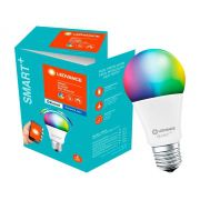Lâmpada Bluetooth Led Smart 10w Rgbw 127v Osram Ledvance