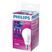 Lâmpada Led Alta Potência 16w Luz Branca Fria Philips