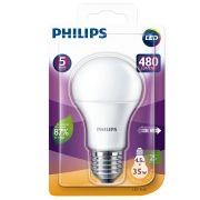 Lâmpada Led Bulbo 4,5w Bivolt 3000k 480lm Luz Suave Cálida ( Amarelada ) Philips