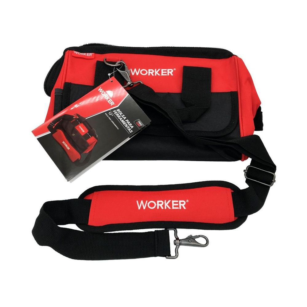 Bolsa Para Ferramentas 12'' 931080 -  Worker
