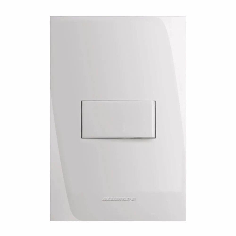 Interruptor 1 Seção Simples 85033 Inova