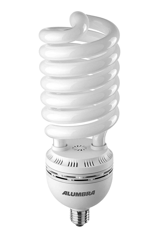 Lâmpada Fluorescente Espiral 105w 220v E40 Alumbra