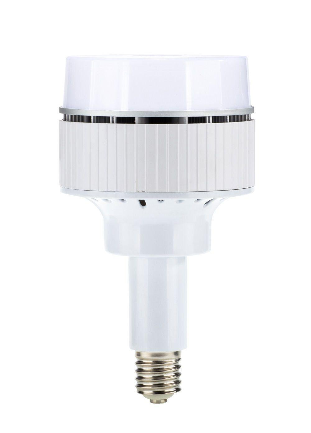 Lâmpada Led Bulbo 100w E40 Luz Branca Fria Alumbra