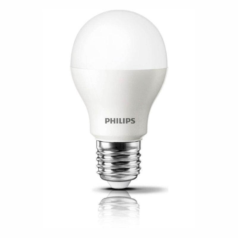 Lâmpada Led Bulbo 6w Bivolt 6500k 600lm Branca Fria Philips