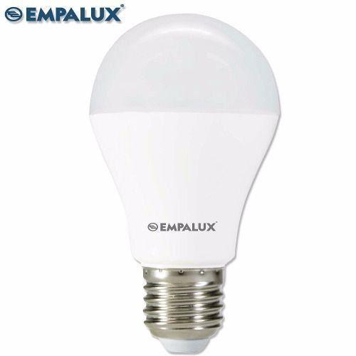 Lâmpada Led Bulbo 9w Luz Branca Fria Empalux
