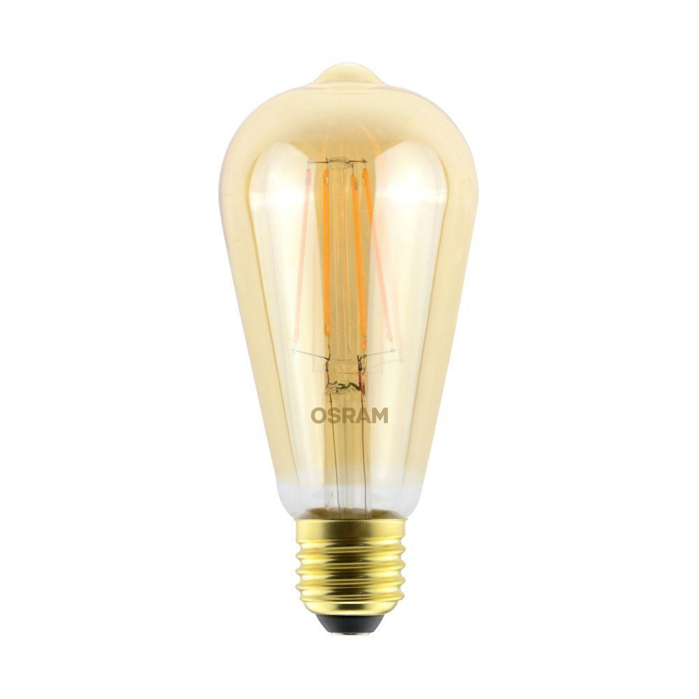 Lâmpada Led Retro 4.5w Edison Morna Osram