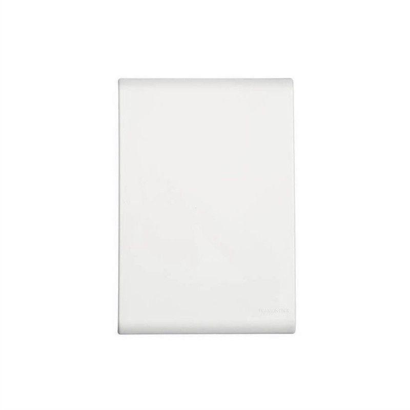 Placa Cega Branca 4x2 Liz Tramontina