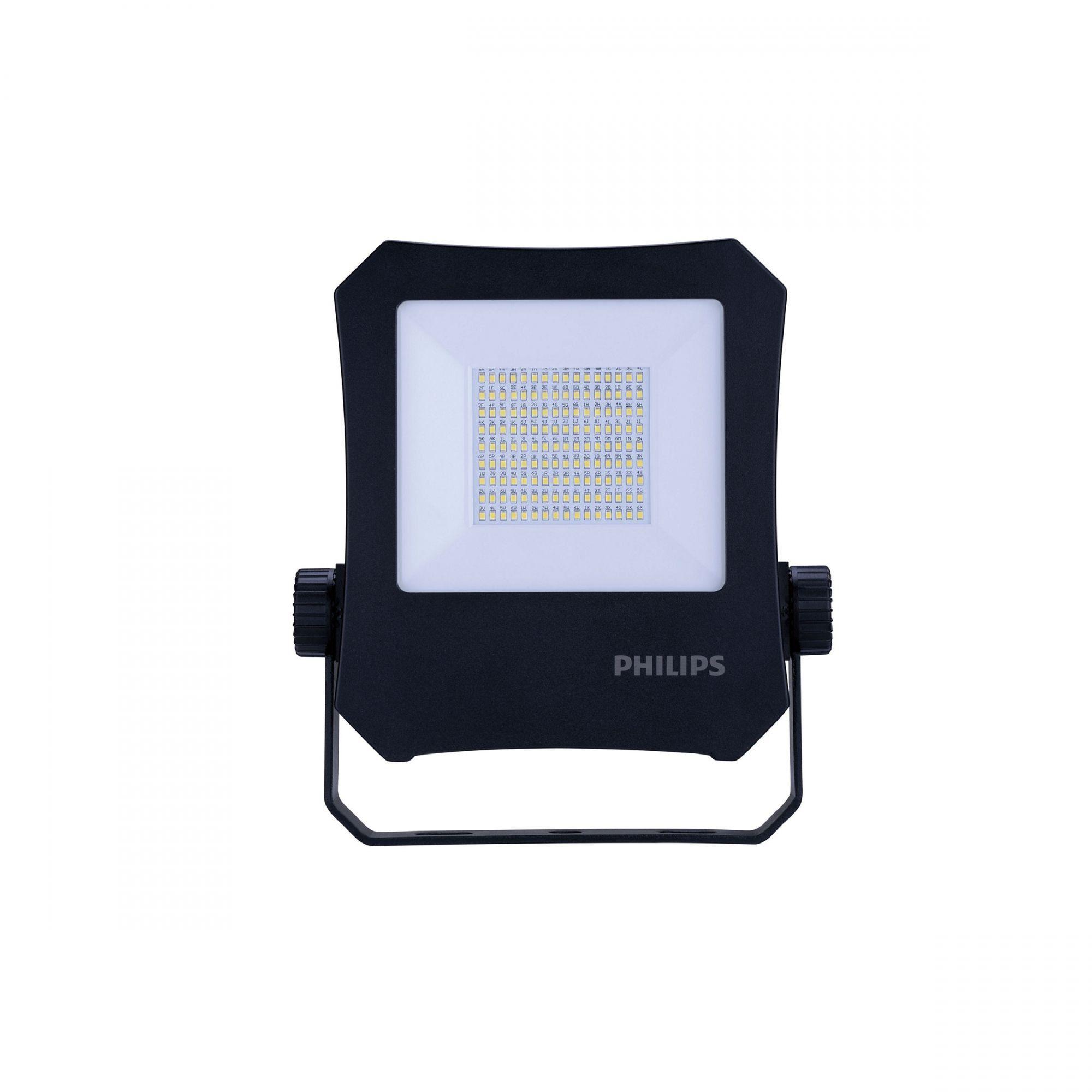 Refletor de Led Blindado 100w Luz Branca Philips