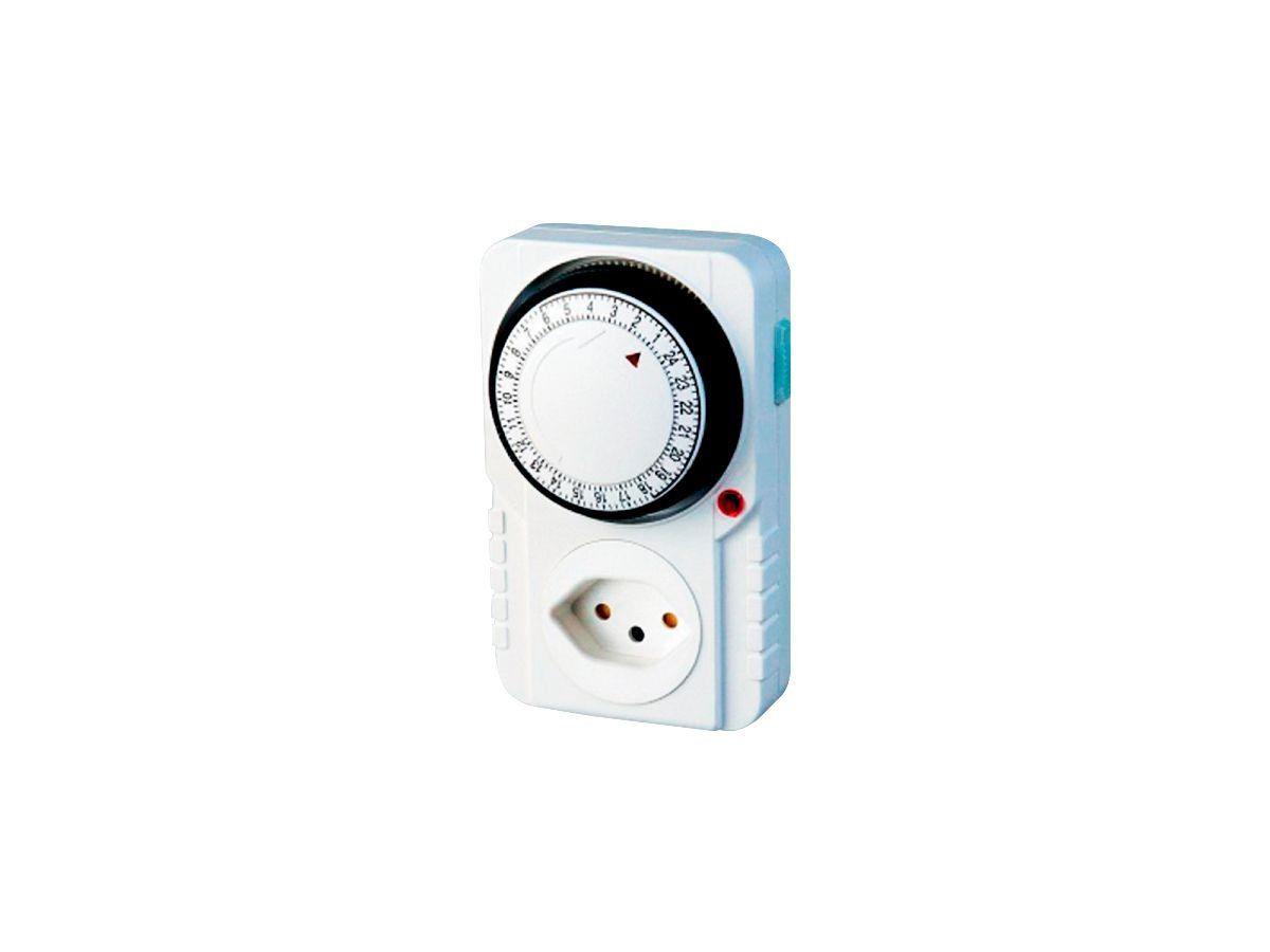 Timer Temporizador Analogico Bivolt TMAOBC Exatron