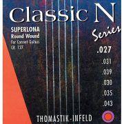 Corda Para Violao Thomastik Classic N Superlona Round Wound