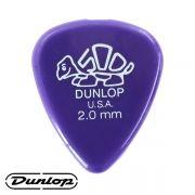 Palheta Dunlop Delrin 500 2,0mm